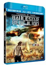 BLU RAY ** BATTLESTAR REBELLION ** NEUF
