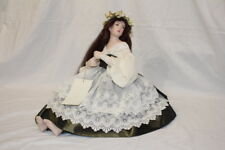 Gwendolyn by Monika, Limited Edition 30/35 Signed 1999 Porcelain Soft Body Coa