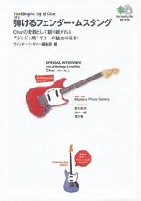 FENDER MUSTANG The Electric Toy of Char JAPAN MINI BOOK 2003 Photo Gallery