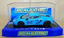 SCALEXTRIC C3329 McLaren MP4-12C Scalextric Collector Car