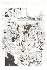 The First #17 p.17 - CrossGen - art by Andrea DiVito Comic Art