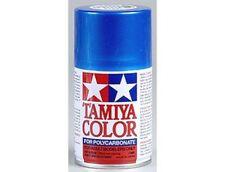 TAMIYA COLORI SPRAY 100ml PER POLICARBONATO PS16 METALLIC BLUE FOR POLYCARBONATE