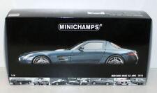 Véhicules miniatures métalliques MINICHAMPS pour Mercedes