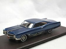 Brooklin Models BRK 215 Buick Wildcat 2-Door Hardtop Blue Mist Poly  1:43