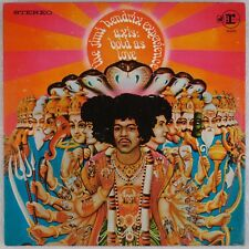 JIMI HENDRIX: Axis Bold as Love REPRISE RS 6281 2-Tone EARLY Rock LP NM-