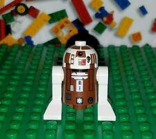 LEGO Star Wars R7-D4 brown Astromech Minifig Droid r2d2 Clone