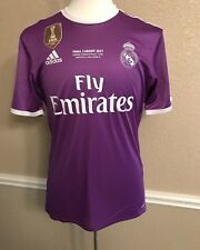 Real Madrid Spain RonPlayer Issue 8 Adizero Cl Maillot Jersey Football Shirt
