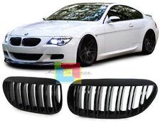 CALANDRA BMW SERIE 6 E63 E63 2002-2010 DOPPIA FASCIA LOOK M6 GRIGLIA ANTERIORE
