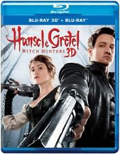Hansel & Gretel: Witch Hunters [New Blu-ray 3D] 2 Pack, 3D