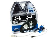 LETRONIX H3 12V 55W Halogen Leuchtmittel 8500K Xenon Gas Ultra White