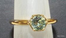 lolaandgrace SWAROVSKI  Rings Band Ring Crystal Gold    NWT size 7 55 M 5182801