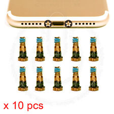 10 x Bottom Screws Pentalobe GOLD Screw set for Apple iPhone 7, iPhone 7 Plus