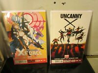 Uncanny X-Force (2013) #4 AND 6 LOT  Marvel Comics ~ BAGGED BOARDED~