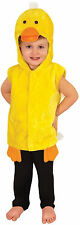 Toddler Baby Duck Duckling Chick Bird Fancy Dress Party Costume Book Week Outfit