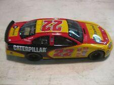 Nascar #22 Scott Wimmer Gatto Noleggio Dodge 124 Scala Diecast da Rc 2001 dc388