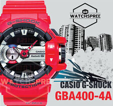 Casio G-Shock G'MIX Bluetooth Smart Series Watch GBA400-4A AU FAST & FREE