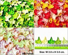 Leaves IVY Mulberry Paper Embellishment Artificial Craft Scrapbooking