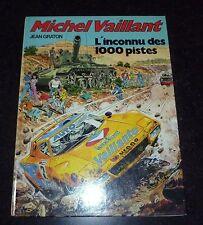 Graton - Michel Vaillant 37 - L'inconnu des 1000 pistes - Fleurus