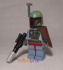 Minifiguras de LEGO Boba Fett, Star Wars, Star Wars