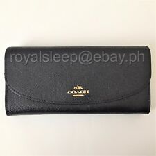 COACH Crossgrain Leather Envelope Wallet **Brand New w/ Tag**