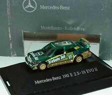 1:87 Mercedes-Benz 190E Evo II DTM 1992 Vitesse zak Diebels 17 Roland Asch