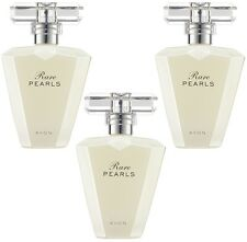 LOT de 3 EAU de Parfum RARE PEARLS en vapo de chez AVON neuf