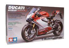 Ducati 1199 Panigale S Tricolore Bausatz 1:12 Tamiya 14132 NEU & OVP