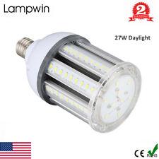 250W Equivalent 27W LED Bulb 5730 SMD Corn Light Flood E27/E26 2700LM 6500K Cool