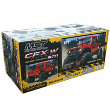 MST CFX-W 313mm JP1 Gray Pre-Painted Body 1/8 4WD Crawler RTR Car Kit #531551GR
