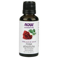 Rose Absolute 5% Oil Now Foods 1 oz Liquid