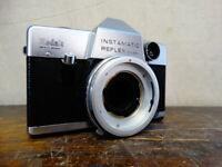 Vintage Kodak Instamatic Reflex Camera Body Made in Germany