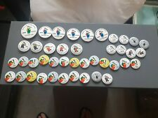 More details for  badge collectors  circle  vintage badge collection 42  1990-2010