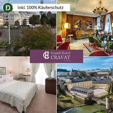 Luxemburg 3 Tage Städtereise Grand Hotel Cravat Gutschein 4 Sterne Urlaub