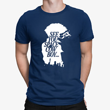 Cowboy Bebop T shirt Spike Spiegel Retro 90's Anime Fashion Gift Top ALL SIZES