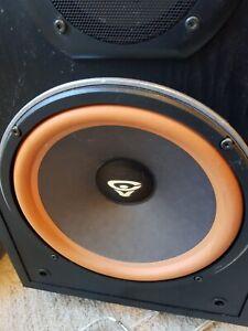 Cerwin Vega Speakers Vs-10 VS Series ( 1 Pair )