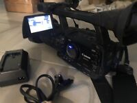 Canon XH A1S 3CCD HDV High Definition 20x HD ZOOM Professional Camcorder Pro