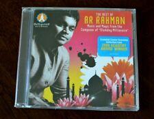 The Best of A.R. Rahman / Bollywood Slumdog Millionaire (CD, Mar-2009 Legacy) LN