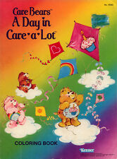 Care Bears coloring book RARE