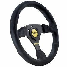 Sabelt SW-633 330mm Diameter 6 Bolt Suede Racing Steering Wheel