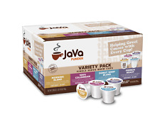 Java Funder Coffee Variety Pack 80 Count  Keurig K cups FREE SHIPPING