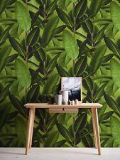 2,81 €/qm / Vliestapete A.S. Creation Neue Bude 36201-1 Blätter Dschungel Grün