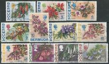 Used First Day Cover Bermudian Stamps
