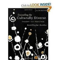 Counseling the Culturally Diverse by Sue & Derald Wing Sue