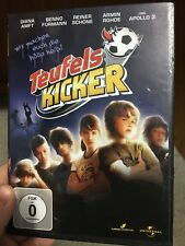 Teufels Kicker region 2 DVD (2010 German / Deutsch family soccer movie)