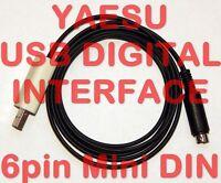 Yaesu USB Digi Interface - PSK, PSK31, FT8, SSTV, Echolink - FT-857,897,450,950