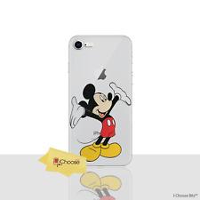 Cartoon Coque/Étui Apple iPhone 5c / Protecteur D'écran / Gel TPU / Mickey Mouse