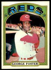 1972 Topps Baseball - Pick A Card - Cards 251-500