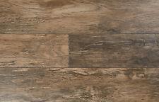 """Wood Look Tile Flooring 6"""" x 36"""" Reclaimed Wood Dark"""