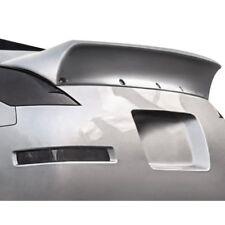 For Nissan 350Z 03-08 Duraflex RBS Style Fiberglass Rear Lip Spoiler Unpainted