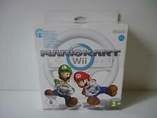 Nintendo Wii Pack Wii Wheel Mario Kart / Version PAL [ Neuf ]